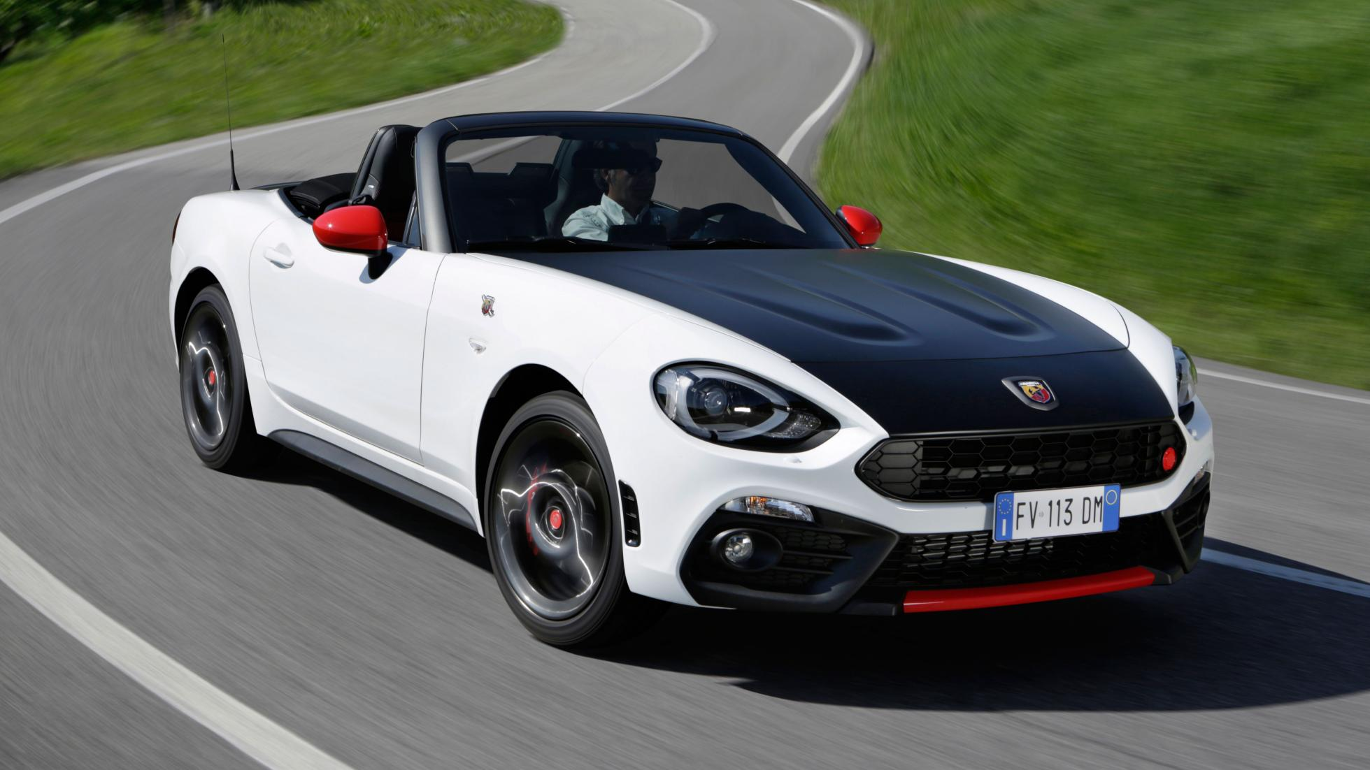 Abarth 124 Spider Auto Experience