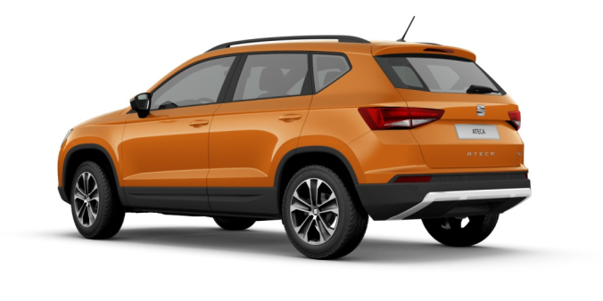 upcoming seat ateca review auto experience. Black Bedroom Furniture Sets. Home Design Ideas
