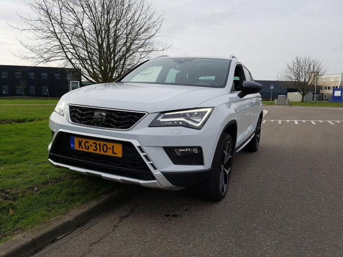 test seat ateca 2017 1 4 tsi 150 xcellence full review. Black Bedroom Furniture Sets. Home Design Ideas